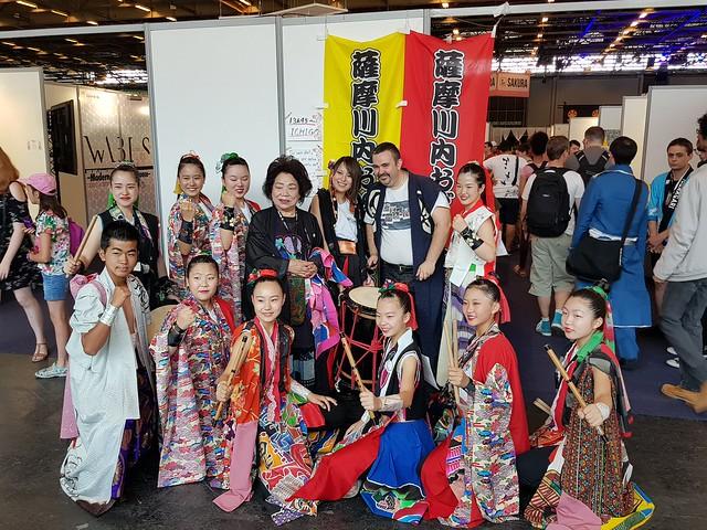 Japan Expo 2018 - Tourisme