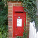 ER Post Box, Etchinghill.