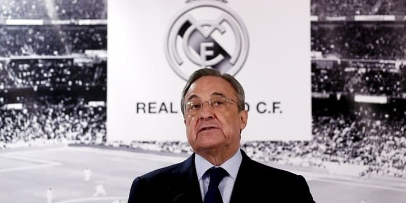 Perez Sudah Janji Akan Beli Pemain-Pemain Bintang Untuk Dibawa ke Real Madrid