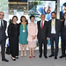 MIPIM PROPTECH EUROPE 2018 - SPECIAL EVENTS - THE MIPIM PROPTECH EUROPE TEAM WAS DELIGHTED TO WELCOME THE HONOURABLE Mrs CARRIE LAM The Hong Kong Chief Executive is pictured here (centre) with Reed MIDEM's R. Vaspart, Christine Lam, S. Rozenfarb P. Zilk (