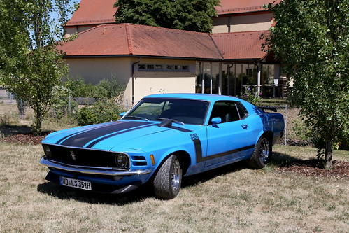Ford Mustang Boss 302, Waghäusel