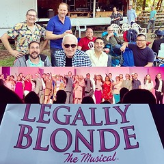 Oh my God! Legally Blonde was so much fun! #LegallyBlondTheMusical #MusicalsAtRichter