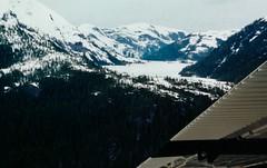Alaska   -  Promech Air Floatplane to Misty Fjords....Frozen Lake