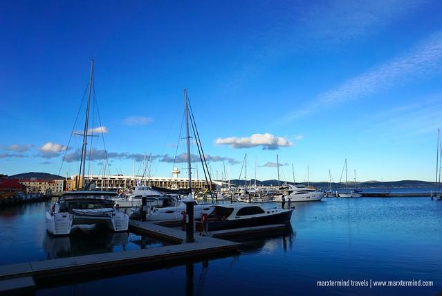 Hobart, Tasmania Pier