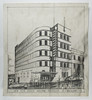 New Post Office Building Wellesley Street - Auckland (1939)