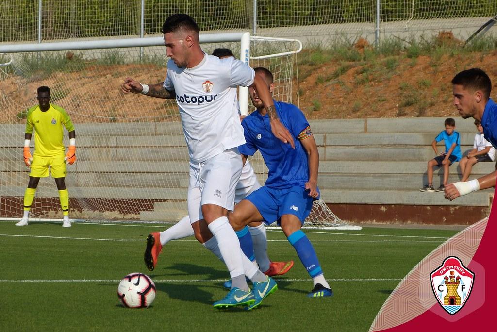 FC Porto B 5 - Ontinyent CF 1 - Pretemporada - 1819