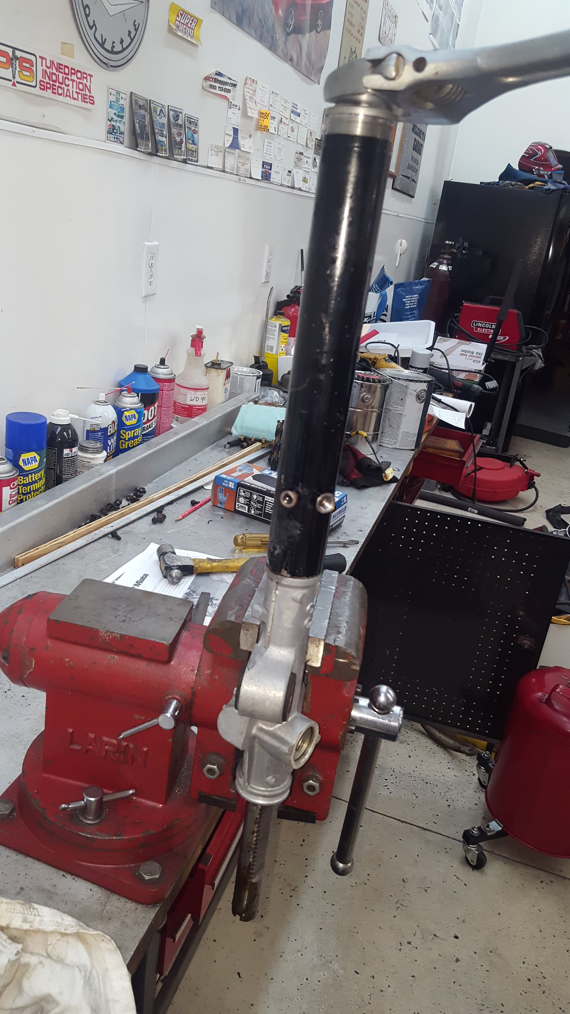 Nb 2018 Grm Challenge Turbo Miata Build With Added Insanity Having To Rewire An Entire Circuit Faulty Breaker Caused Flickr 20180616 121228 By Michael Crawford On