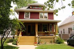 William & Caroline Gibbs House
