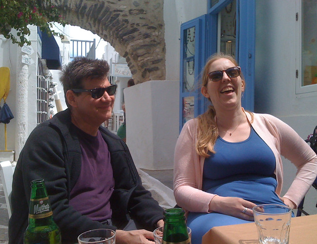 Paros 13 P and J, Apple iPhone 3G