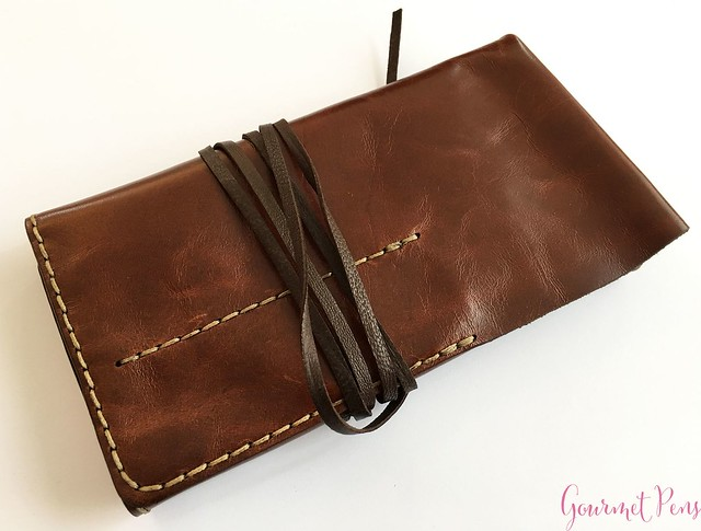 Galen Leather Tool Wrap Review @Galen_Leather 15