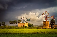 Windmills Mallorca