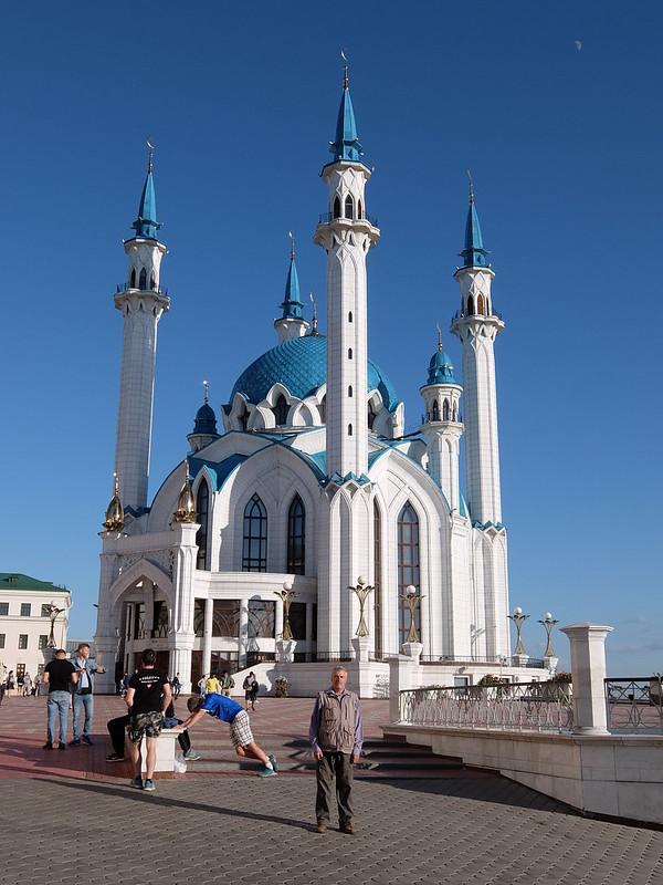 Чемпионат мира 2018 - Казань - Мечеть Кул-Шариф