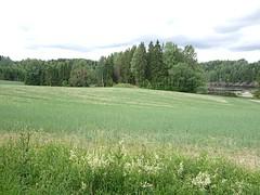 Høyre Fløy Langnes , Askim, Indre Østfold, Norway