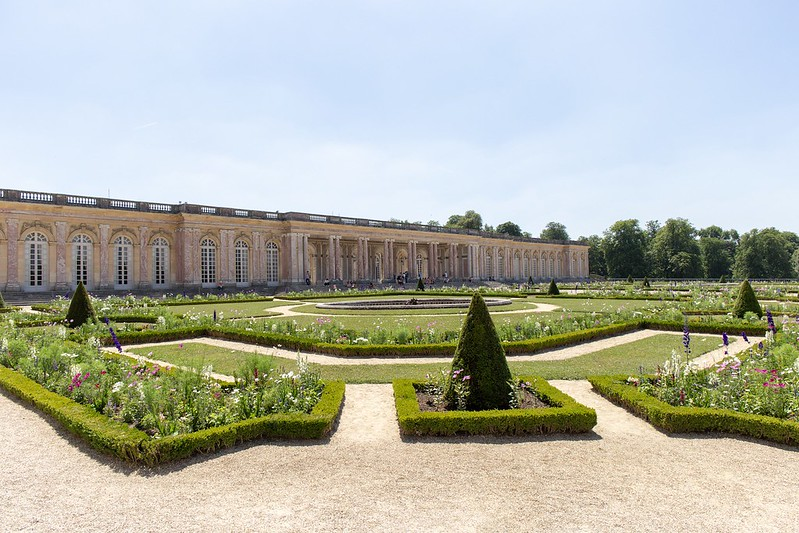 Das Grand Trianon.