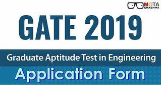 GATE 2019 Registration Form