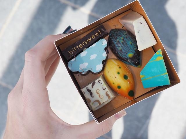 Bittersweet Box from Leuven
