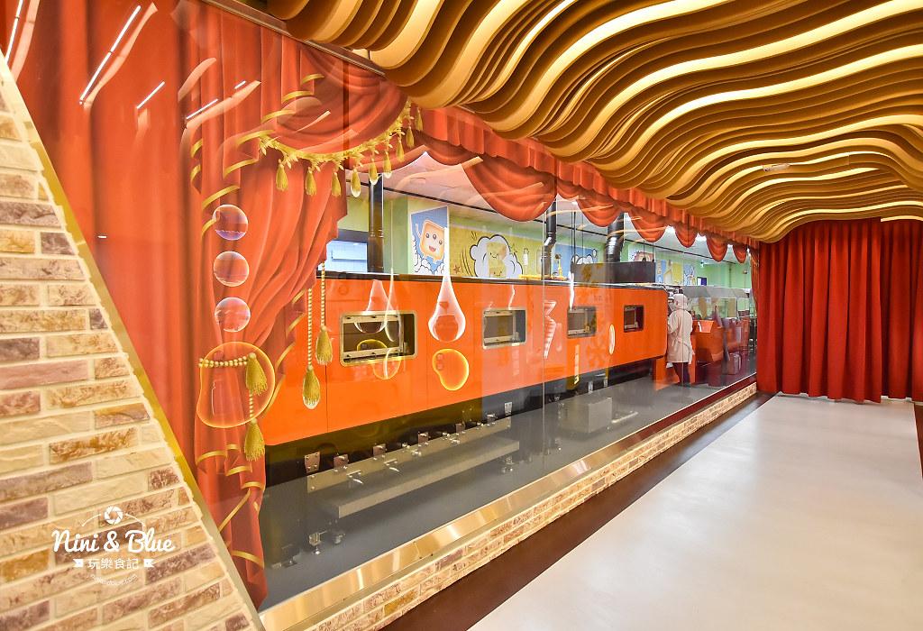 伊莎貝爾數位烘焙體驗館.影音廊道15