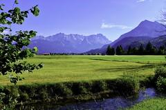 Wetterstein-Massiv
