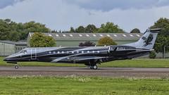 Burgan Bank Embraer ERJ-135BJ Legacy 650 VP-CLL