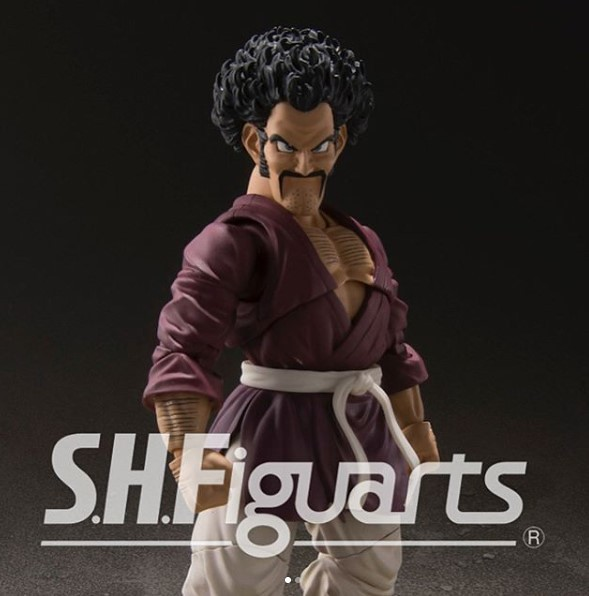 [SDCC 2018] New S.H.Figuarts Dragon Ball Figures Unveiled!