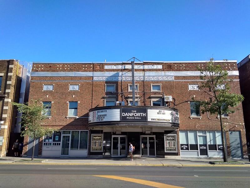The Danforth Music Hall