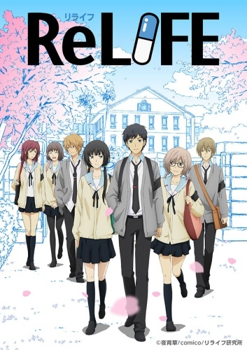 ReLIFE (TV-Series)