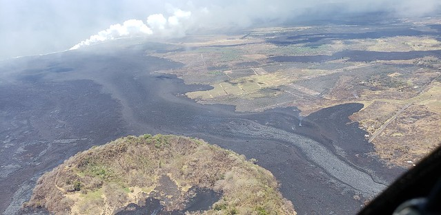 7/12/2018 Kilauea, HI - East Rift Zone Eruption Event