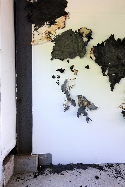 Karima Duchamp 個展「impermanent papers  materiality of colors」を開催します