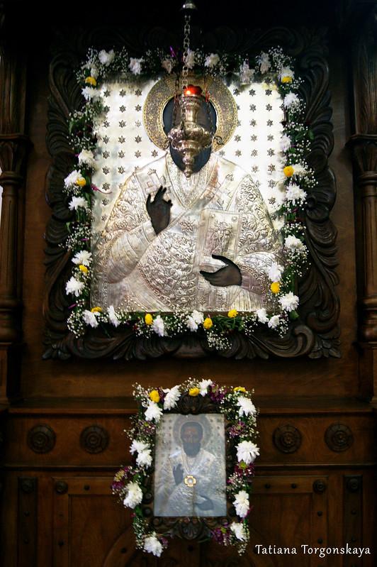 Икона в церкви Св.Николая