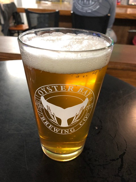 金, 2018-06-15 15:30 - Oyster Bay Brewing Co.