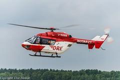 DRF Luftrettung HSD D-HAWK