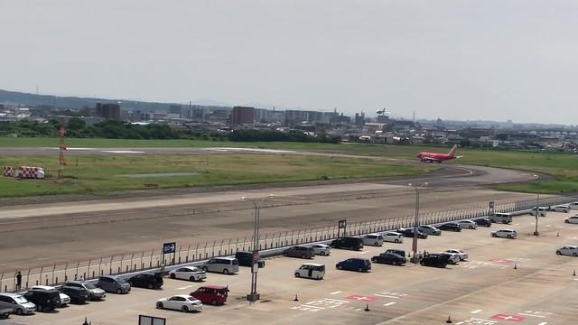 航空自衛隊 救難教育隊 U-125A 着陸動画 IMG_0558