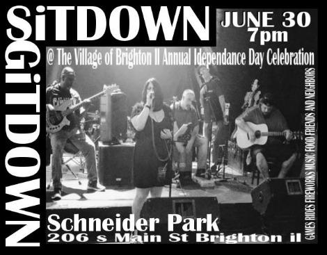 Sitdown Gitdown 6-30-18