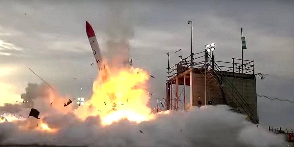Cette vidéo «crash-tastique» montre la difficulté de créer des fusées