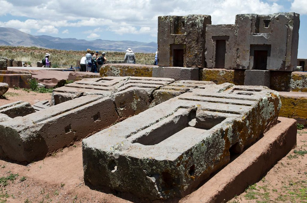 Tiwanaku Puma Punku 4 Sacred Earth Journeys Flickr