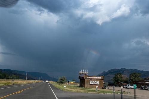 Buffalo Bill Cody Scenic Byway