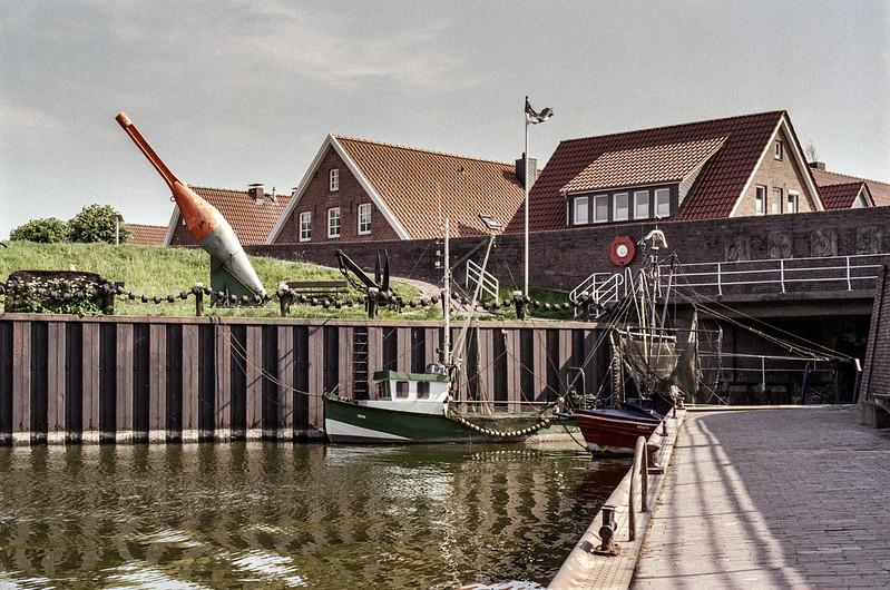 [analog] Hafen Hooksiel