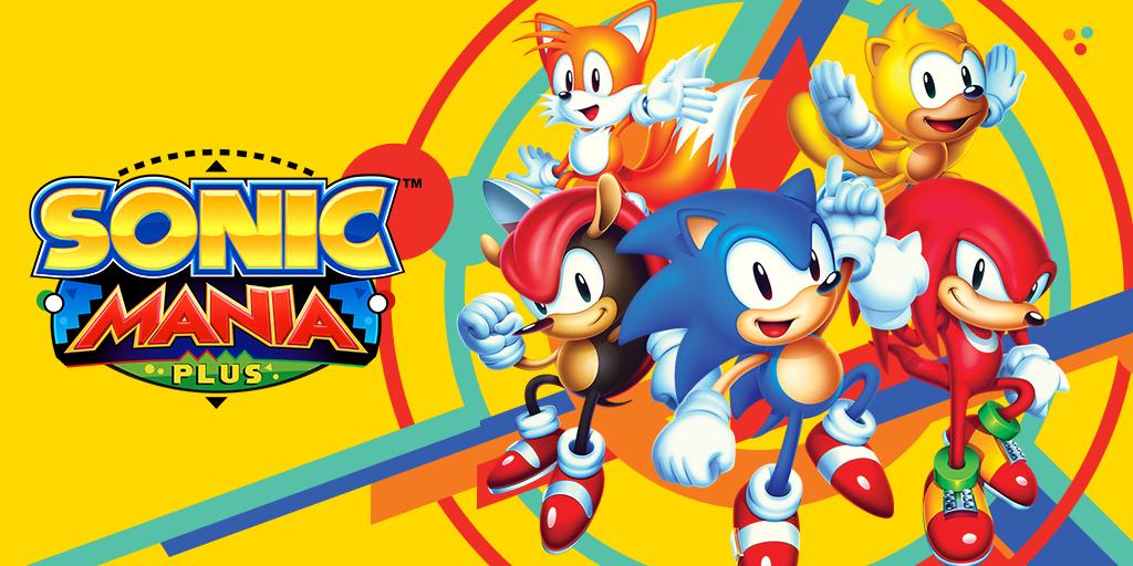 Sonic Manía Plus