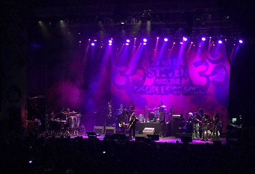 Little Steven and the Disciples of Soul - Madrid - 08