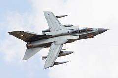 RAF ZA607 Tornado GR.4 14/07/18 FFD/EGVA