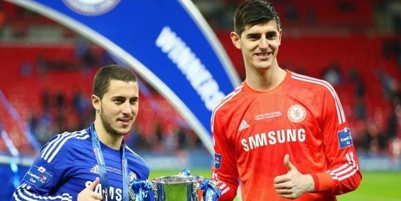 Masa Depan Thibaut Akan Ikut Bersama Eden Hazard