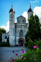 Eglise Saint-Georges d'Auchy-lès-Hesdin I - Photo of Marconnelle