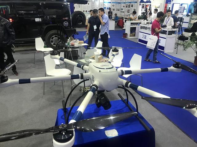 Shenzhen UAV Expo 2018