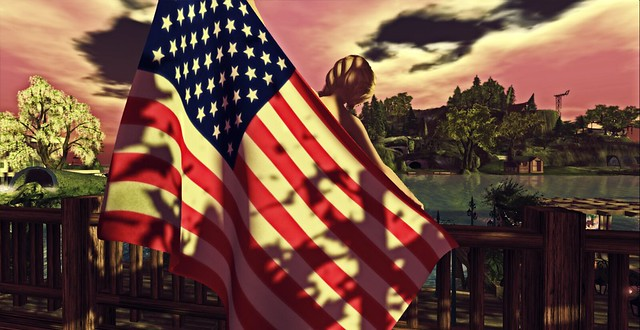 Cloaked in Americana