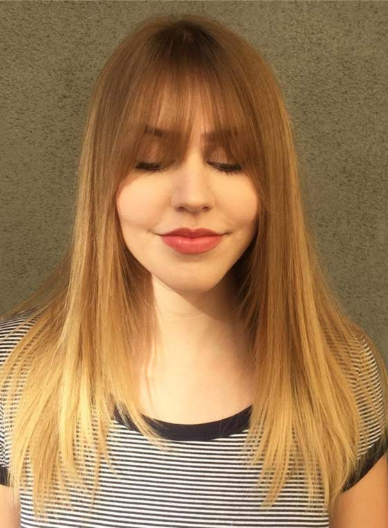 50 Most Thrilling Layered Hairstyles For Women Between