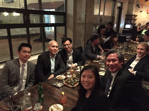 Social Event Dinner and Drinks at Izakaya - 05.19.2016