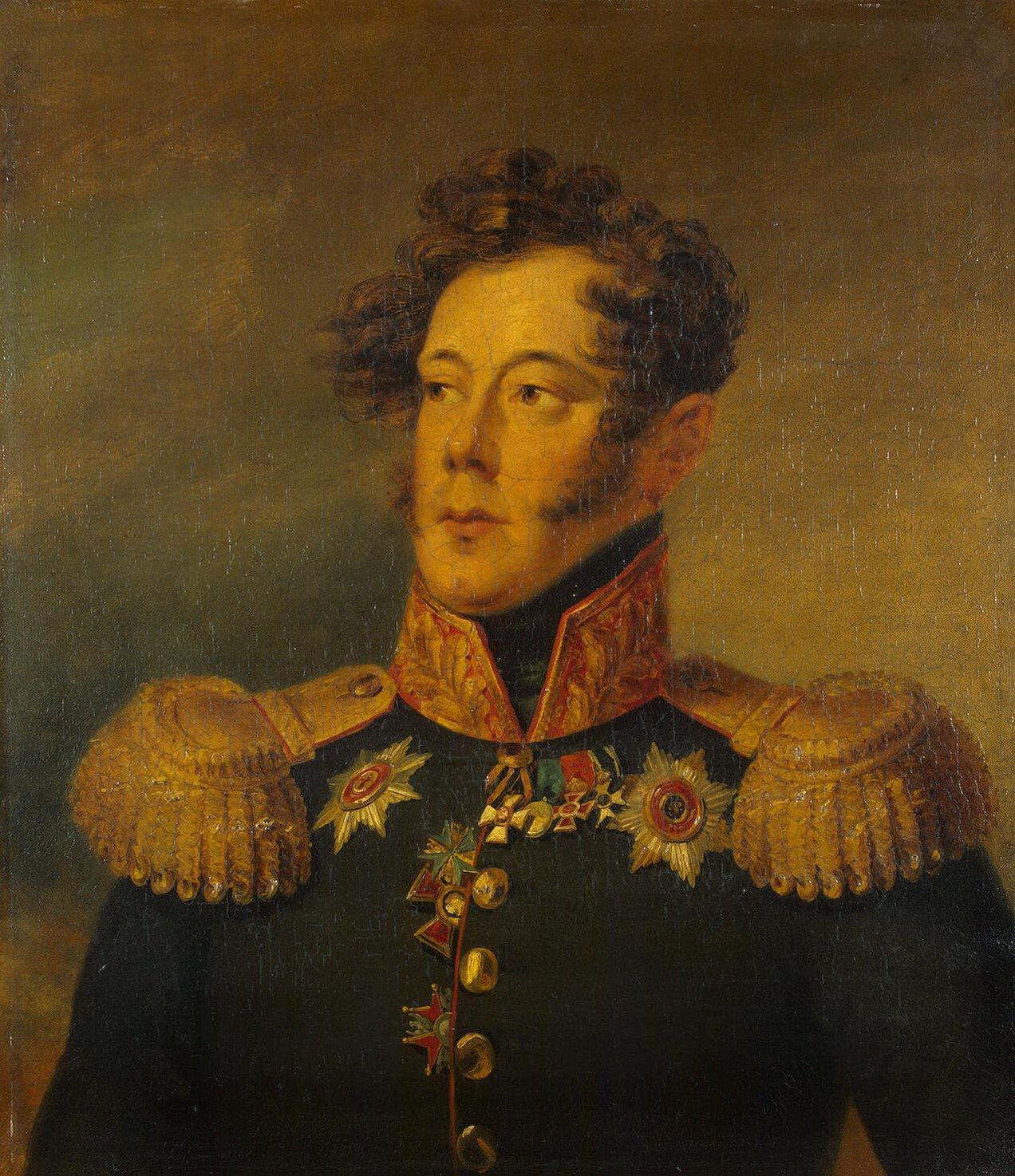 Альбрехт, Александр Иванович