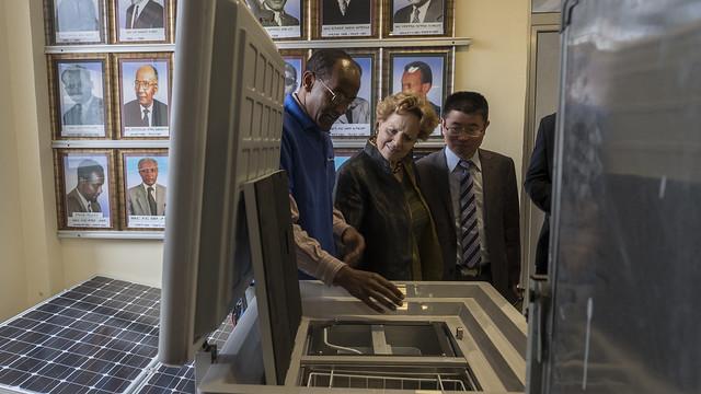 Solar Direct Drive (SDD) refrigerators Programme Launch