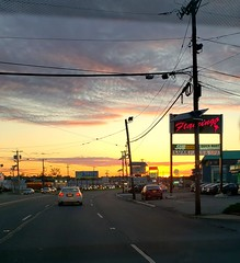 Hwy Sunset