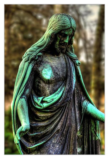 Weimar - Historischer Friedhof Weimar